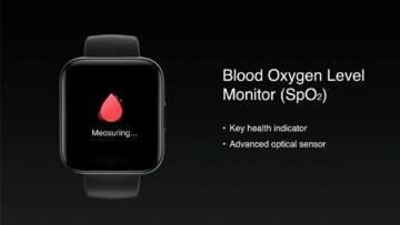 predstaveni Realme Watch okysliceni krve