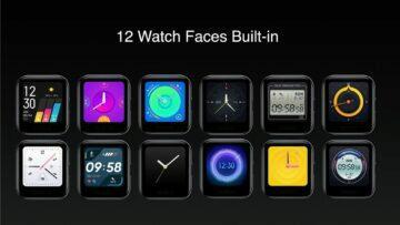 predstaveni Realme Watch zakladnich 12 ciferniku