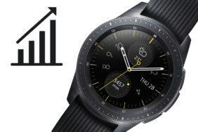 prodejnost chytrých hodinek roste Q1 2020