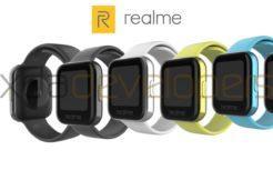 Realme hodinky specifikace