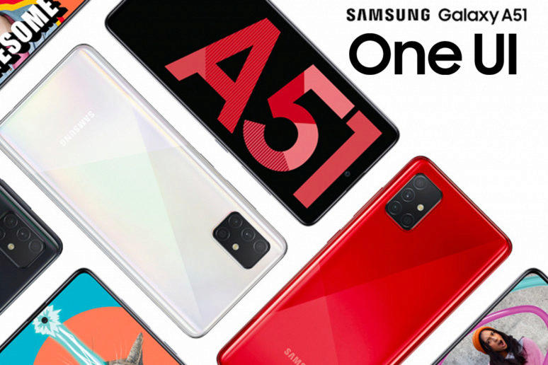 samsung galaxy a51 one ui 2.1