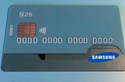 Samsung chce mít vlastní platební kartu