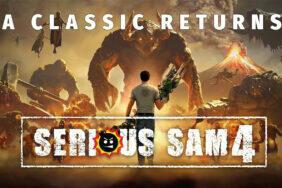Serious Sam 4 vyjde exkluzivně pro Google Stadia a PC