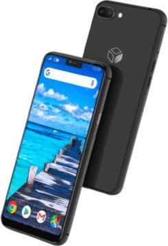 setrny telefon Teracube predni zadni strana sikmy pohled