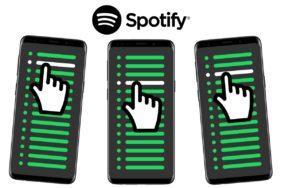 Spotify funkce Group Session společné sestavování playlistů