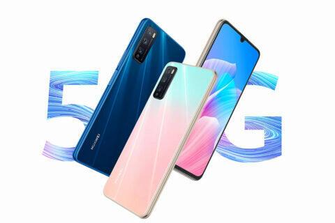 telefon huawei s podporou 5g
