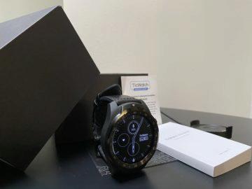 ticwatch obsah krabičky