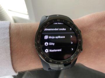ticwatch pro 2020 chytré hodinky