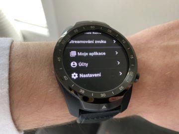 ticwatch pro 2020 systém wear os
