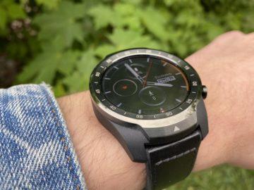 ticwatch pro slunce