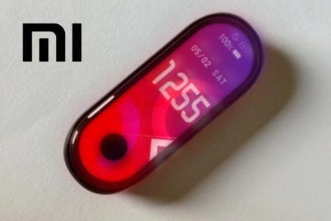 udajne realne fotografie Xiaomi Huami Mi Band 5
