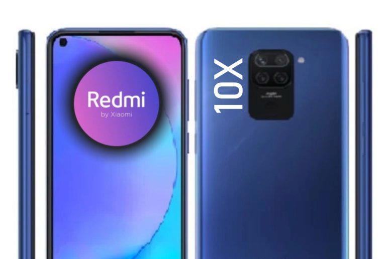 uniklé specifikace Redmi 10X