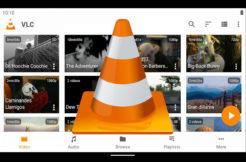 Nová betaverze přehrávače VLC přináší nové rozhraní