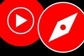 YouTube Music funkce prozkoumat