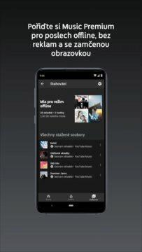 YouTube Music screen 1