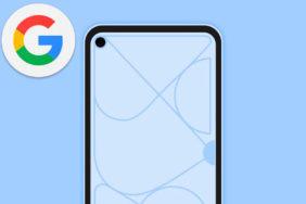 Zaměstnanec Googlu používá Pixel 4a