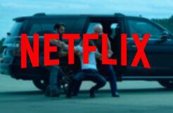 akční Netflix seriály