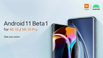 android 11 beta 1 xiaomi