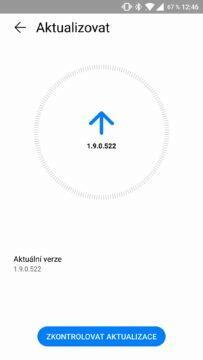 Aplikace Huawei AI Life screen 8