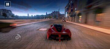 Asphalt 9 screen 1