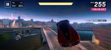 Asphalt 9 screen 2