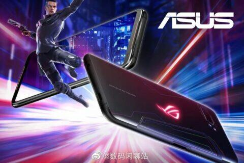 ASUS ROG Phone 3 fotky video