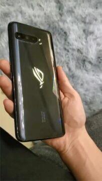 ASUS ROG Phone 3 fotky zada