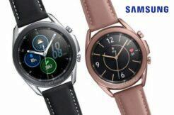 Galaxy Watch 3 černá bronzová