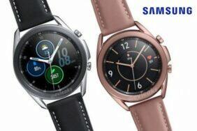 barevné varianty Samsung Galaxy Watch 3