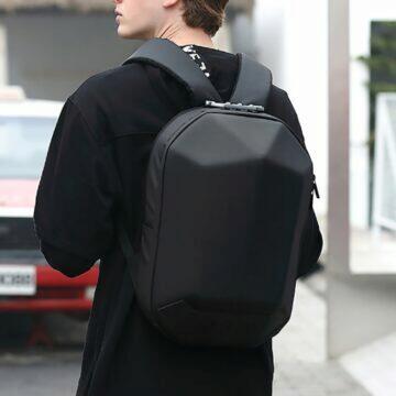 Batoh na notebook Ozuko zadní strana
