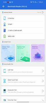 benchmarky pro Android AnTuTu další testy