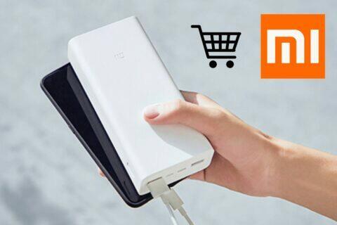 cena Xiaomi Mi 3 powerbanky