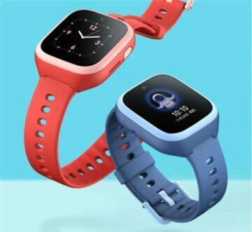dětské hodinky Xiaomi Mi Rabbit 4C