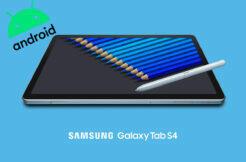 galaxy tab s4 aktualizace softwaru