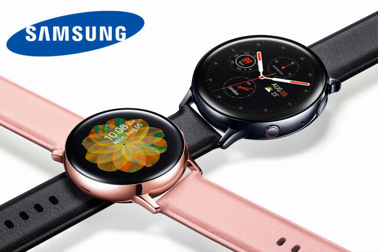 galaxy watch 3 fotky