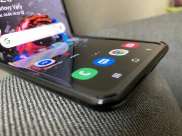 galaxy z flip recenze telefonu