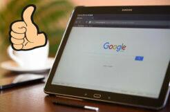 Google vyhledávání zvýrazní konkrétní frázi