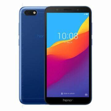 tipy na kompaktní telefony červen 2020 Honor 7S záda displej
