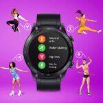 Honor MagicWatch 2 nové sportovní funkce bojova umeni brusleni hip hop hula hoop
