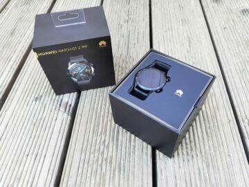 Huawei Watch GT 2 balení 2