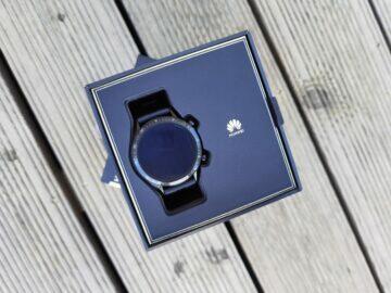 Huawei Watch GT 2 balení 3