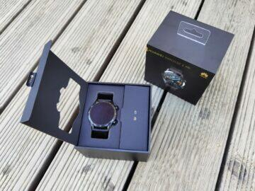 Huawei Watch GT 2 balení 4