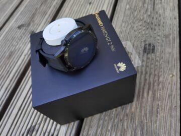 Huawei Watch GT 2 balení 5