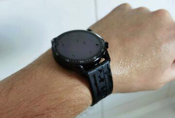 Huawei Watch GT 2 plavání
