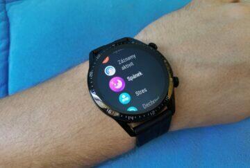 Huawei Watch GT 2 spánek