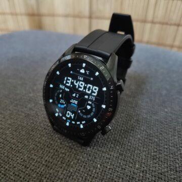 Huawei Watch GT 2 ukázka ciferníků 4