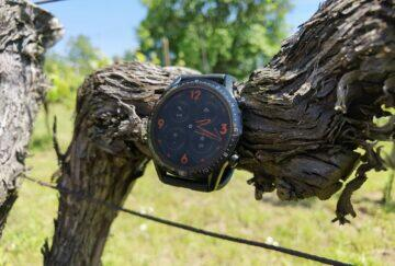 Huawei Watch GT 2 víno 3