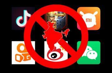 indie zablokovala 59 čínských aplikací