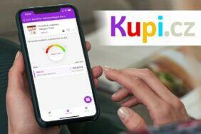 informace o potravinách v aplikaci Kupi.cz