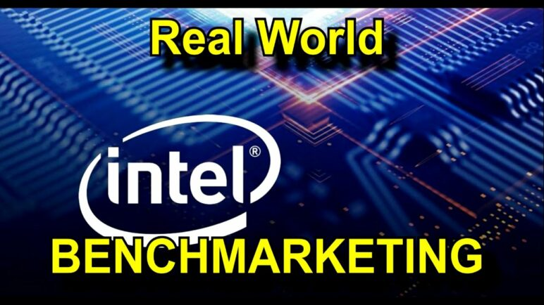 "Intel's ""Real World"" Benchmarketing 101"